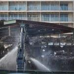 Jack Tar Hotel – Demolition
