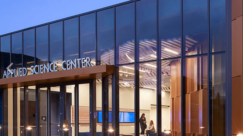 Ventura County CC Applied Science Center from Gensler
