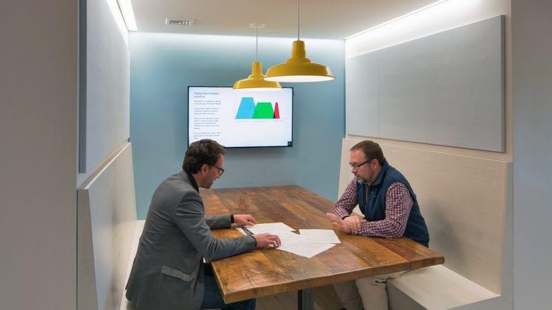 SNHU Sandbox Collaborative Booth