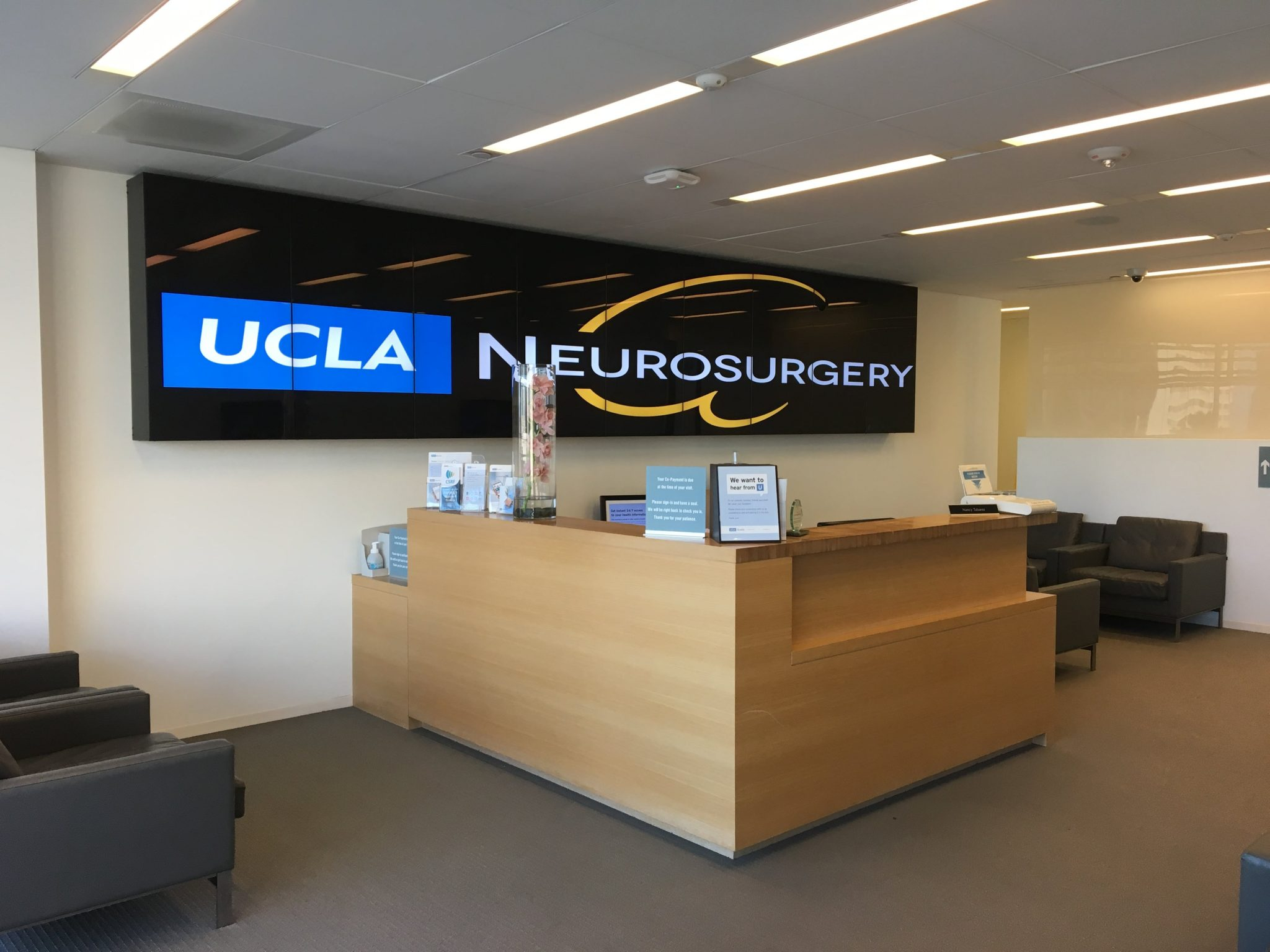 AIALA Healthcare Event at UCLA - Neurosurgery