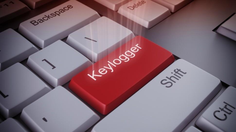 Keylogger Image from Kim Komando Show