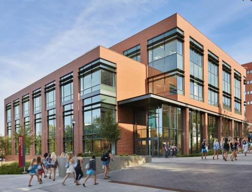 The Spark Academic Innovation Hub at WSU