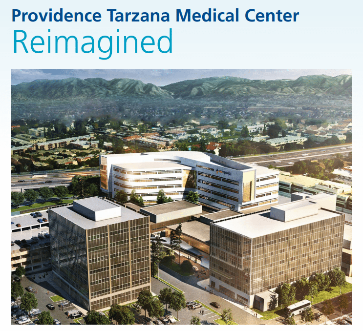 Providence Tarzana Reimagined