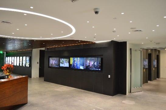 AMC Networks Lobby