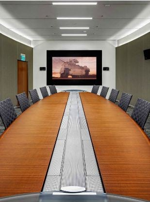 BAE Sterling Heights Conference Room