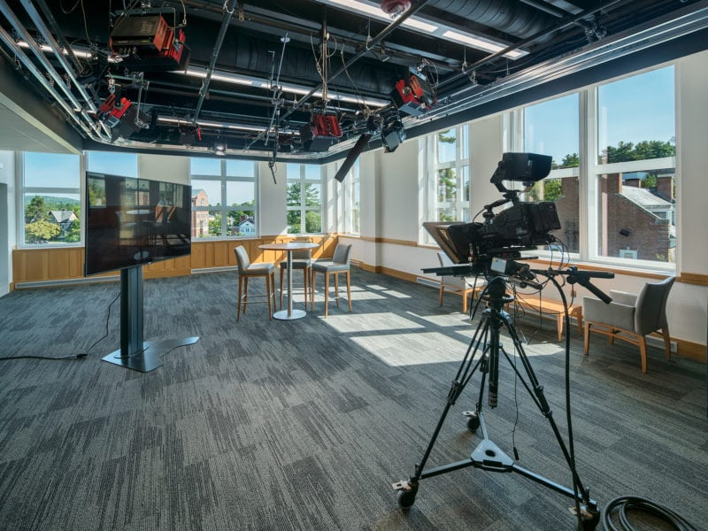 Dartmouth EdX Teaching Theater - Studio