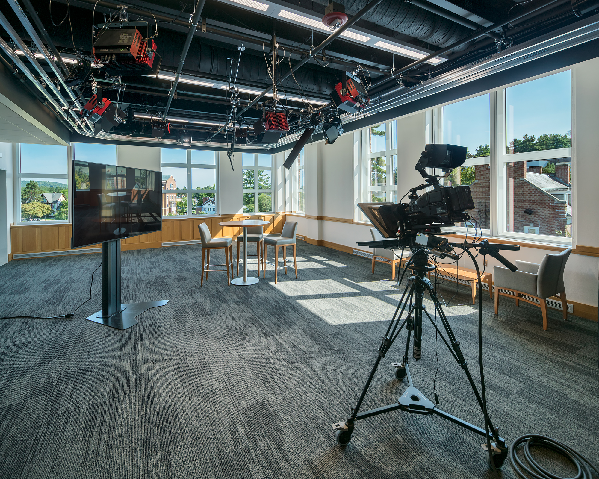 Dartmouth EdX Teaching Theater - Studio