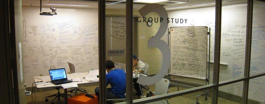 Duke University Link Study Room
