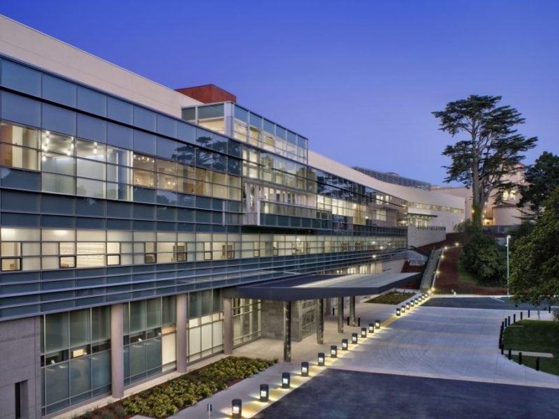 Laguna Honda Hospital and Rehabilitation Center Exterior