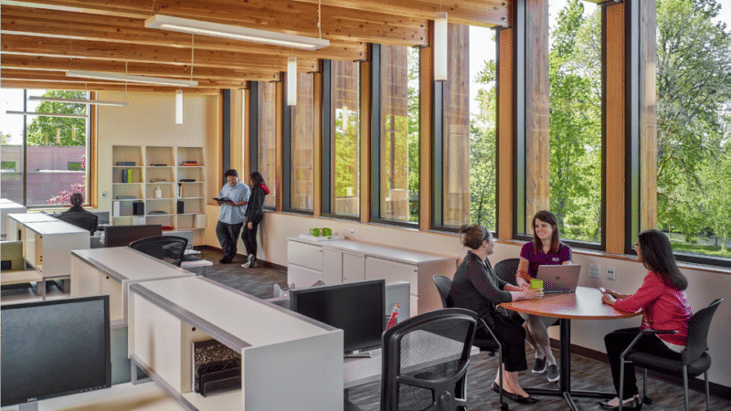 O Street Collaboration Spaces