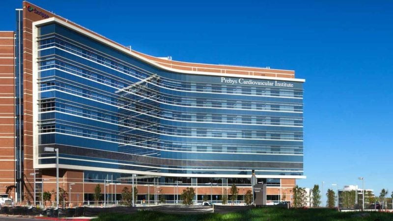 Scripps Prebys Cardiovascular Institute - Exterior Image from HOK
