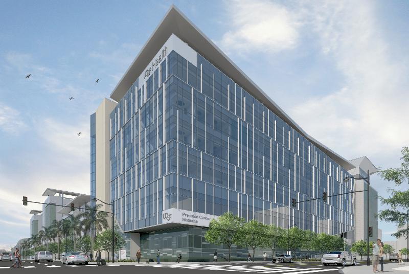 UCSF Precision Cancer Medicine Building