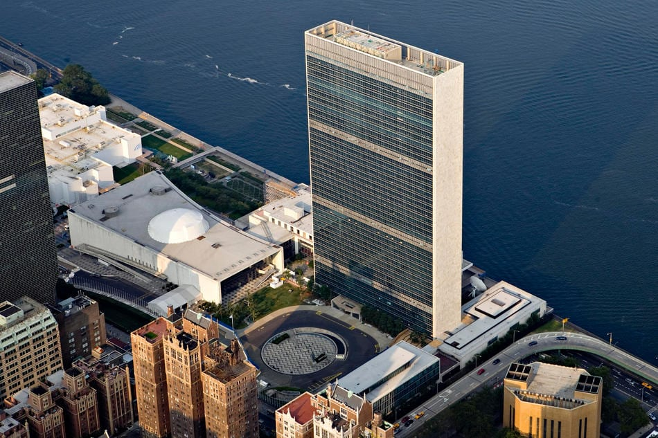 United Nations - UN - Secretariat Building