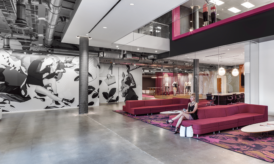 JustFab Headquarters - Lobby