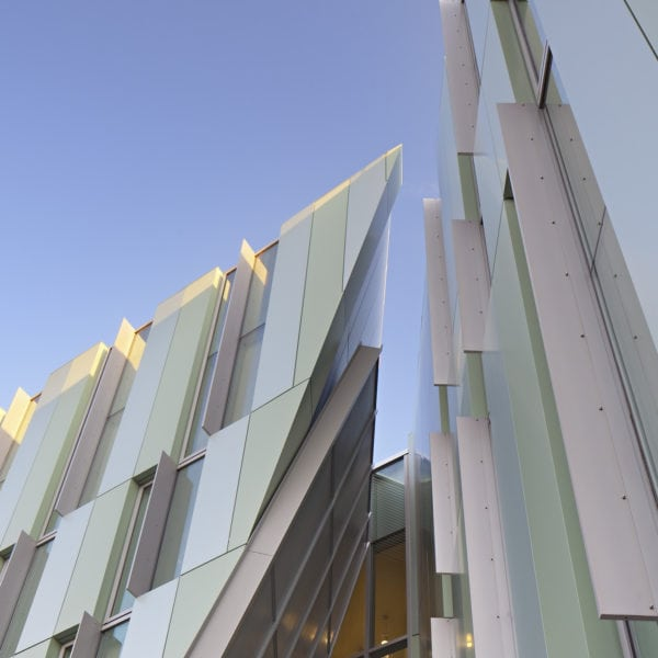 Midsized State University from Archdaily