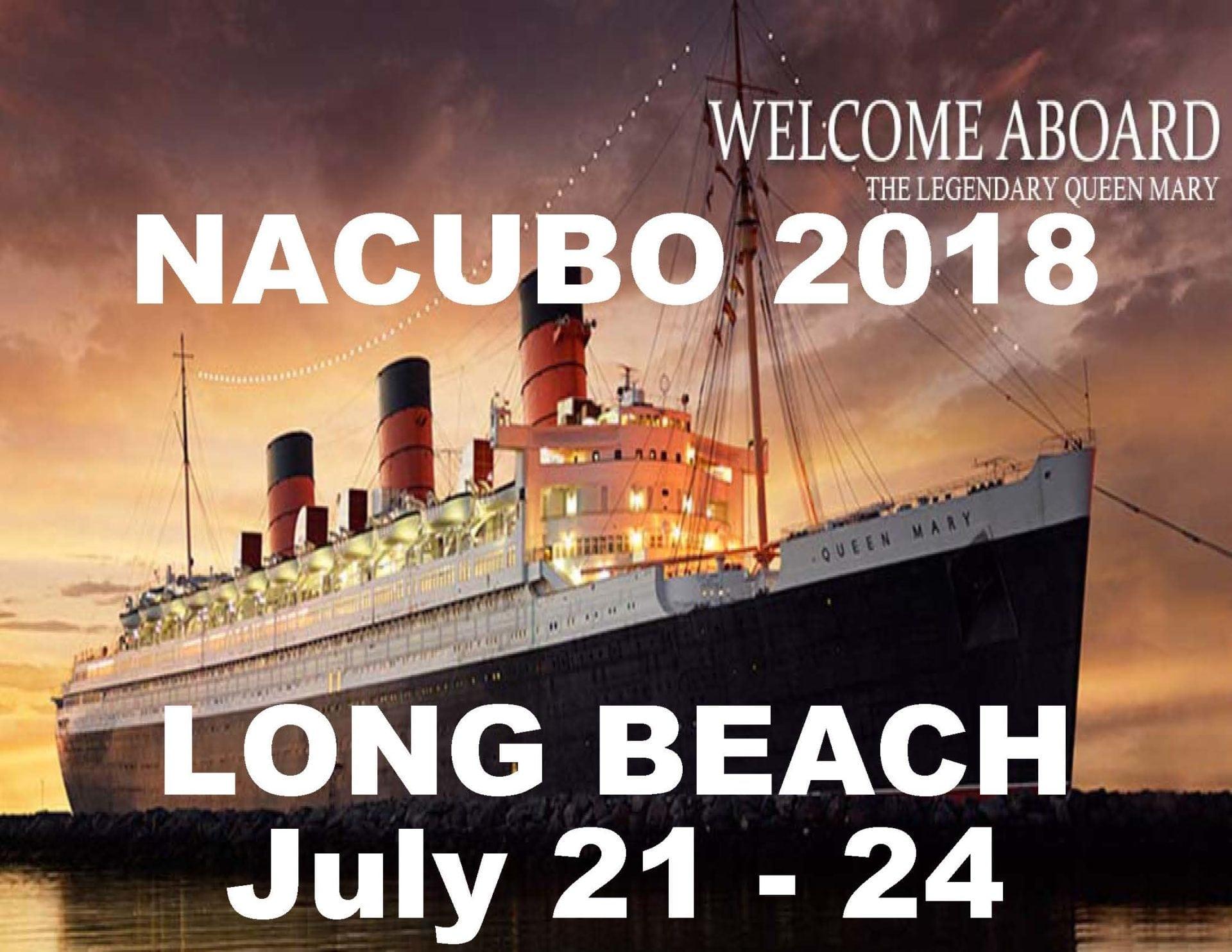 NACUBO 2018 in Long-Beach