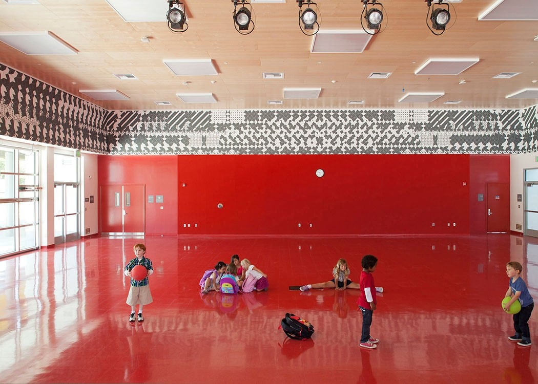 Playa Vista Elementary School NAC Architecture