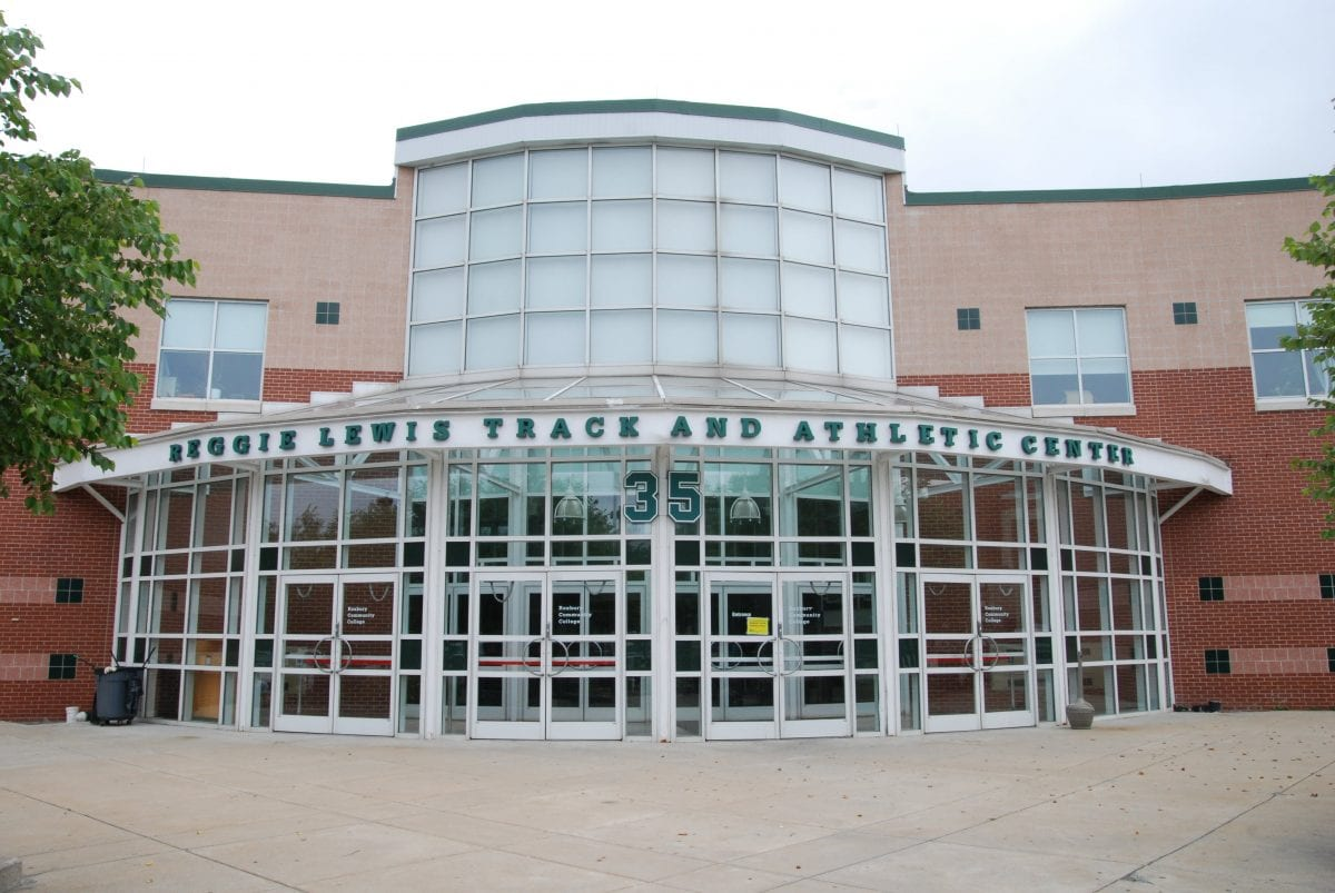 Reggie Lewis Center - Roxbury Community Center