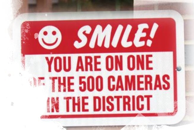 Safer Schools - Smile You Are On Camera