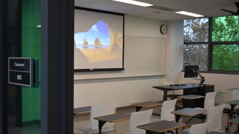 CSULB CCPE - Classroom