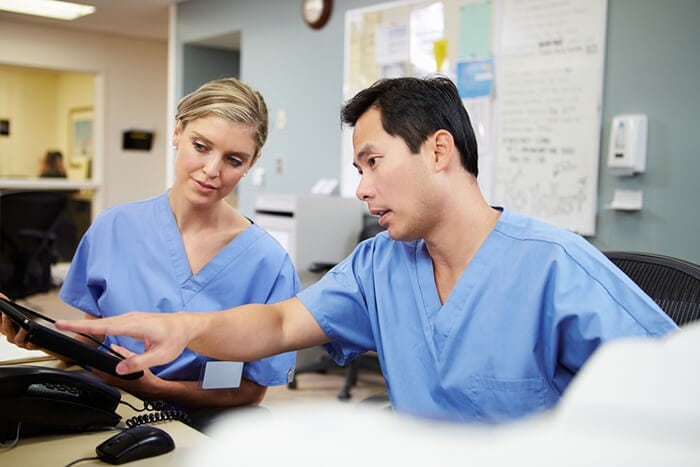 Healthcare Technology - Enhanced Staff Communication from Bradley University Online
