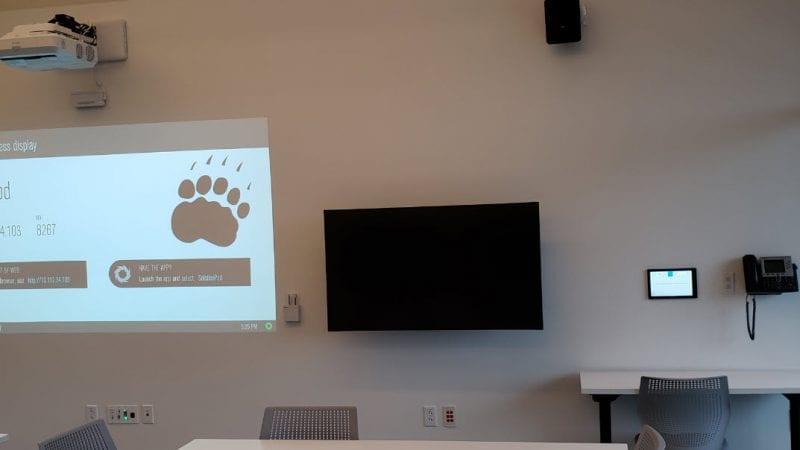 Bowdoin Roux Center - Classroom