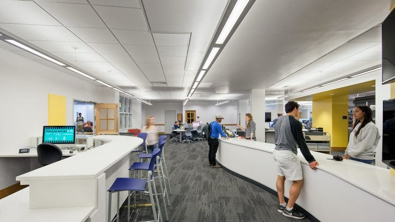 Dartmouth College Jones Media Center - Help Desk