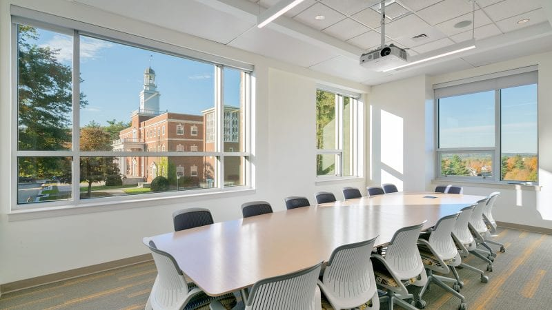 Norwich University Mack Hall - Big Conference Room