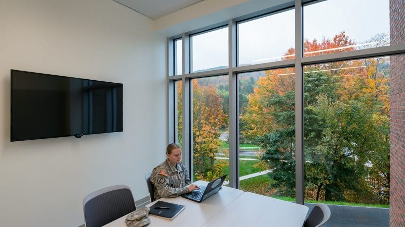 Norwich University Mack Hall - Conference Room