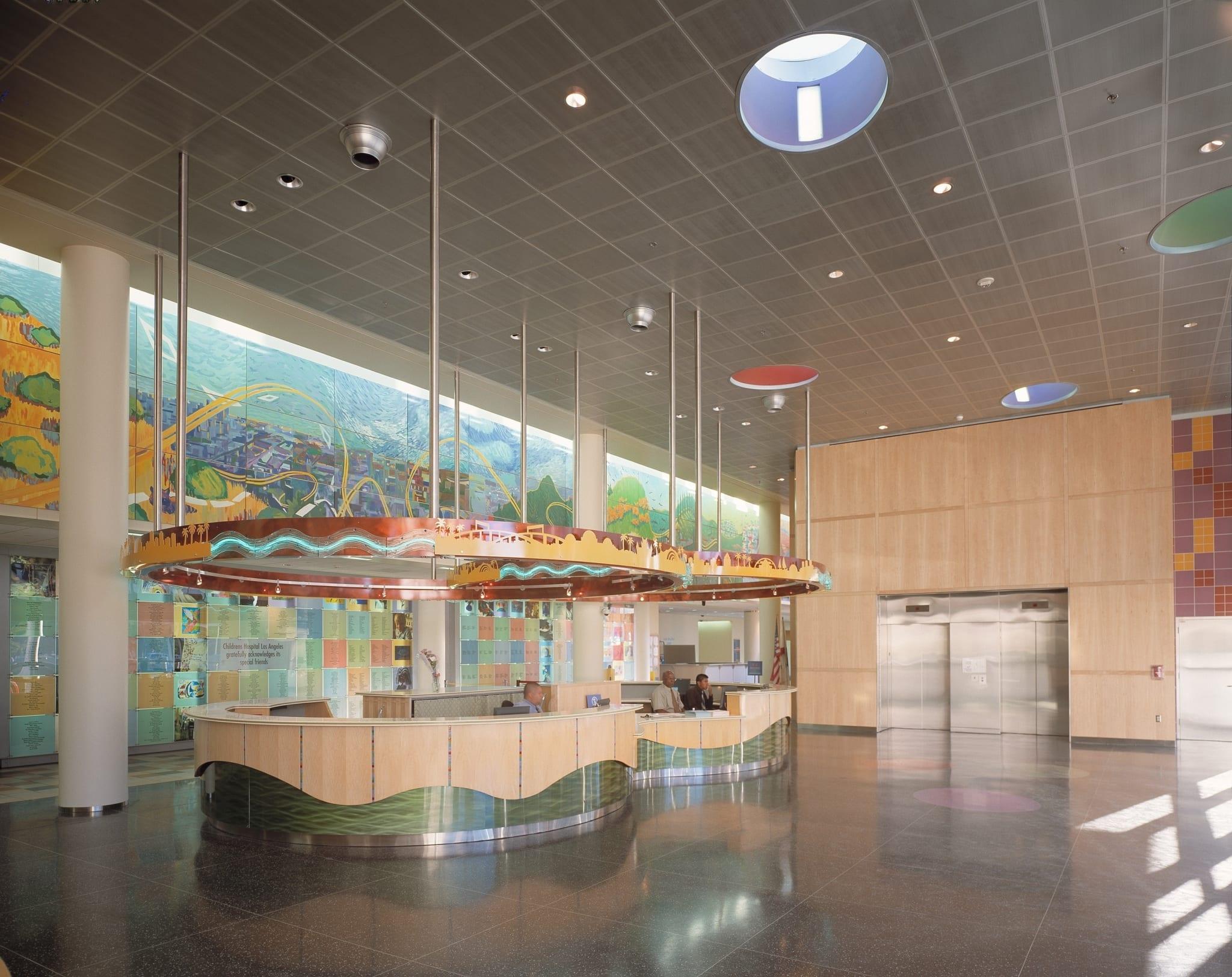 Children S Hospital Of Los Angeles Vantage Technology