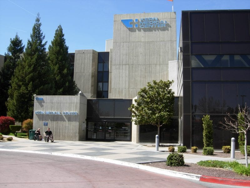 Kern Medical Center Exterior