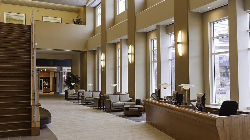 Mills-Peninsula Medical Center - Lobby