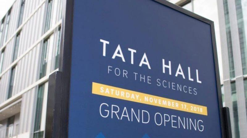 UCSD Tata Hall Grand Opening