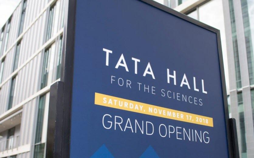 UCSD Tata Hall Grand Opening