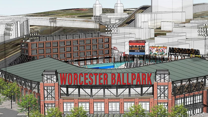 Worcester Red Sox Ballpark