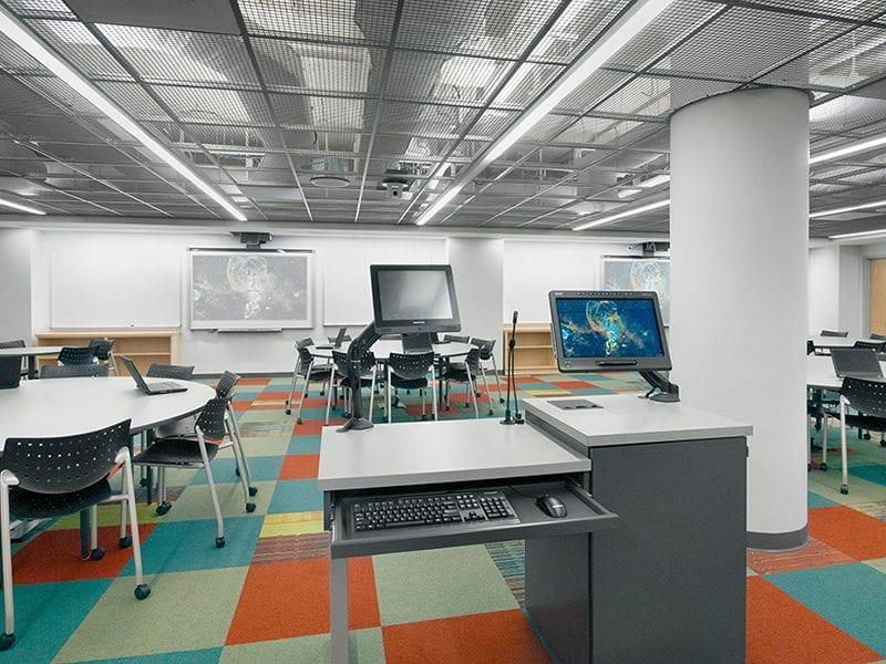 Boston University SCALE-UP - Audiovisual