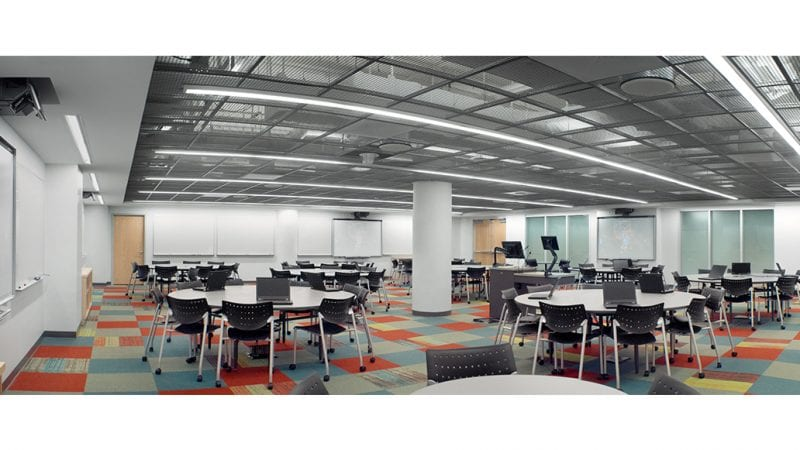 Boston University SCALE-UP - Large Classroom