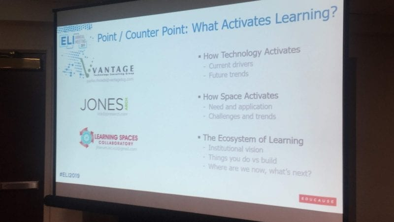 ELI 2019 - What Activates Learning