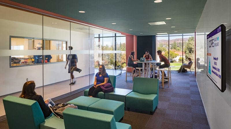 Whittier College Science & Learning Center - Small Group