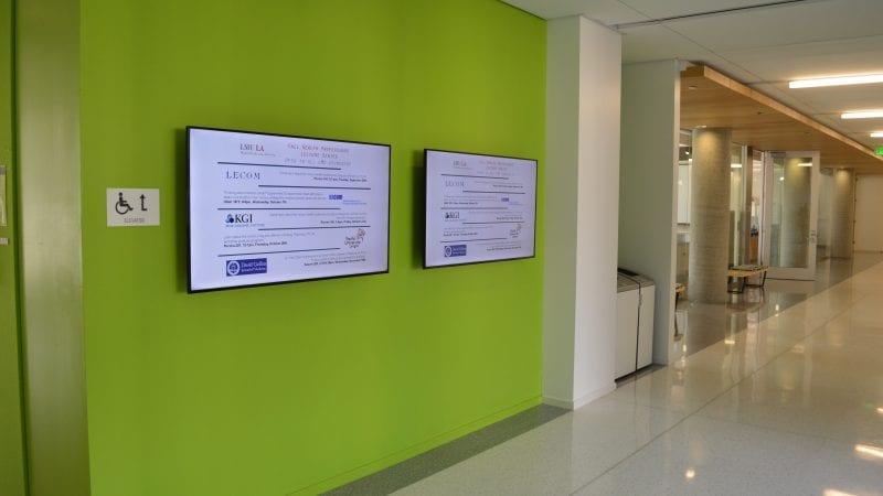 LMU Life Sciences Center - Wayfinding